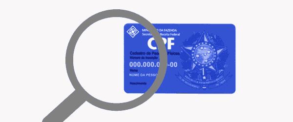 localizar celular pelo cpf