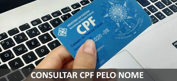 3 Fomas para Consultar CPF Pelo Nome de Uma Pessoa