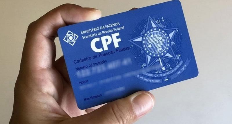 cpf irregular