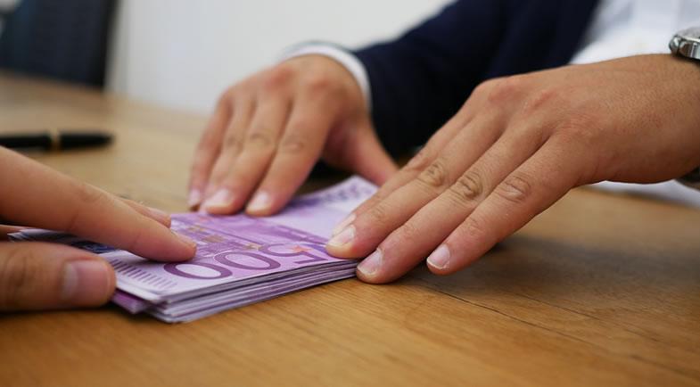 empréstimo com comprovação