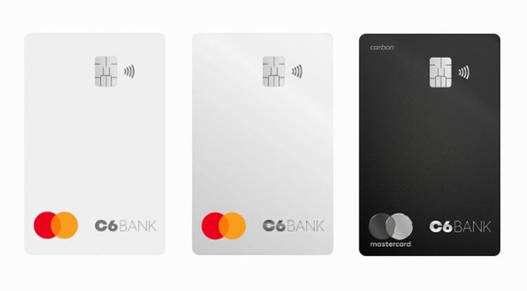 limite inicial do cartão C6 Bank