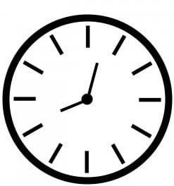 Variação de horários caixa eletronico